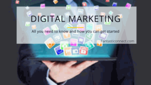 digital marketing- Fantastic Connect Digital