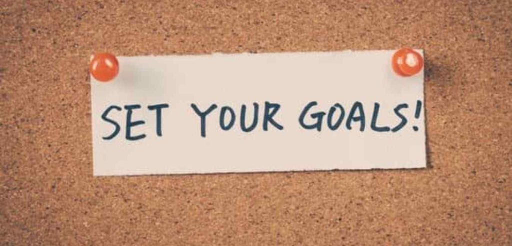 set a goal in email marketing--fantasticonnect.com